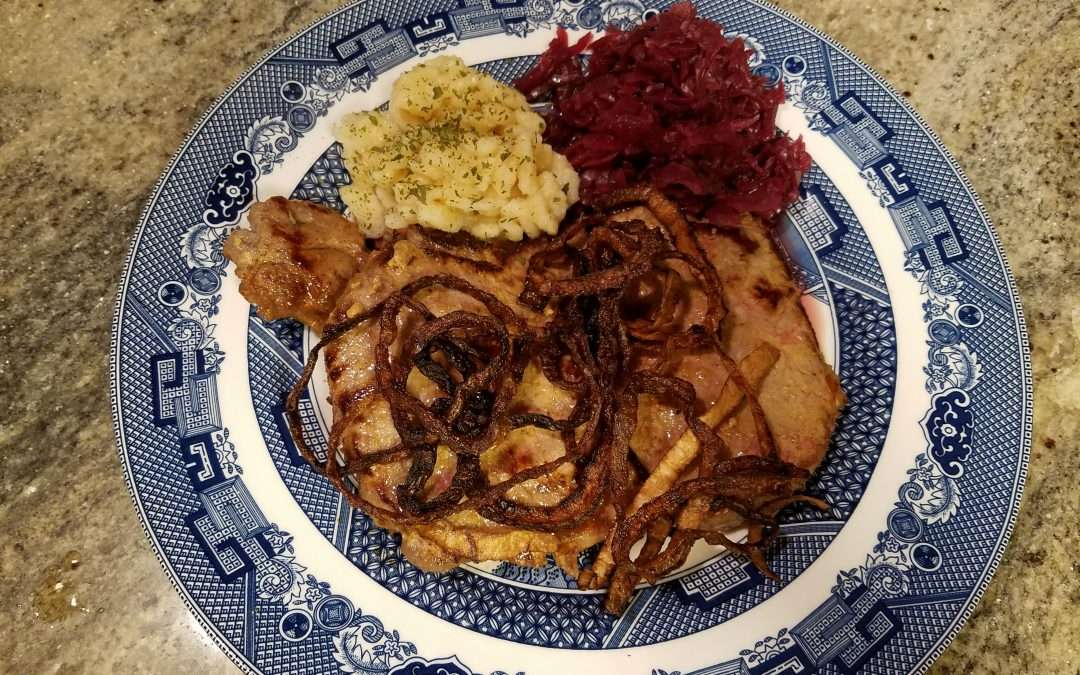 Viennese Roastbraten