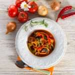 Hungarian Vegetable Stew
