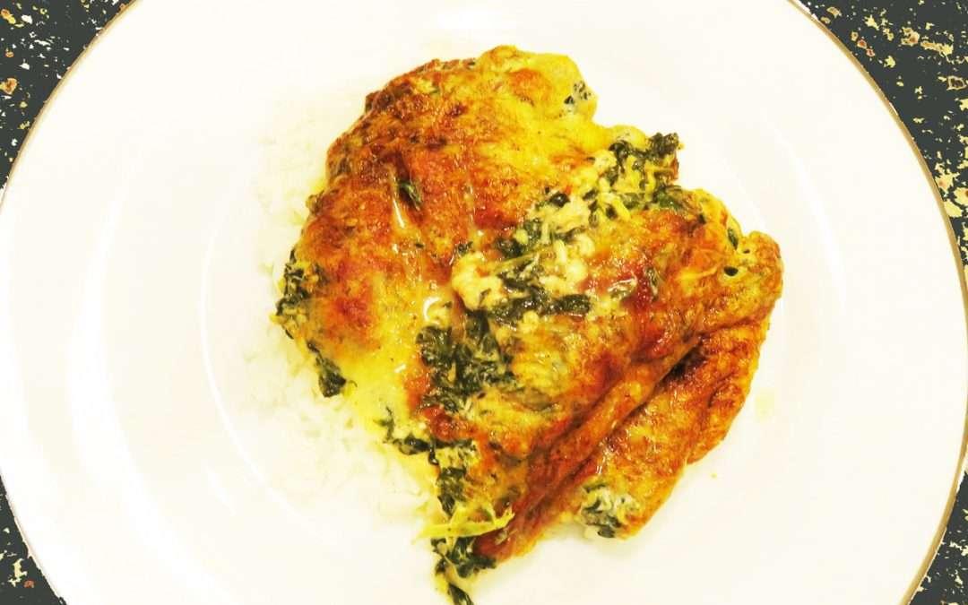 Chicken Tenders Florentine
