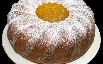 Pumpkin Spice Cake – Easy!