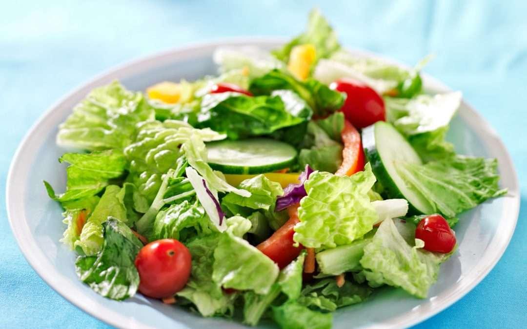 Lucy's Romaine Salad